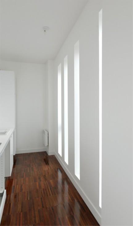 intérieur d'un appartement (bâtiment est)
